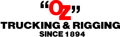 """""""OZ"""" Trucking and Rigging"""